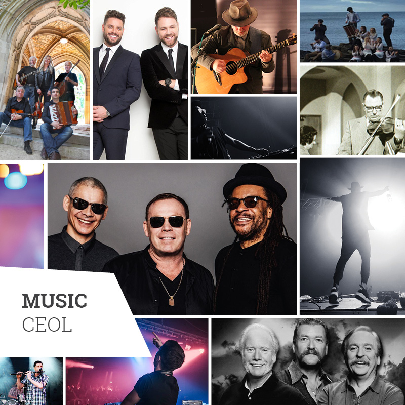 feile belfast events - music